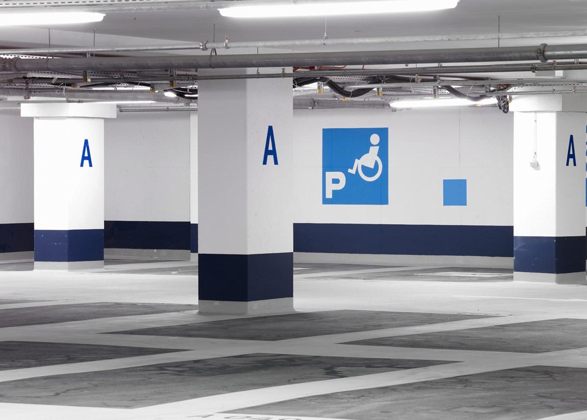 Further information on parking at Stuttgart Airport
